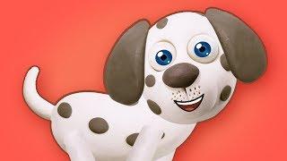 Bingo Dog | Nursery Rhyme & Cartoon for kids | Polly Olly