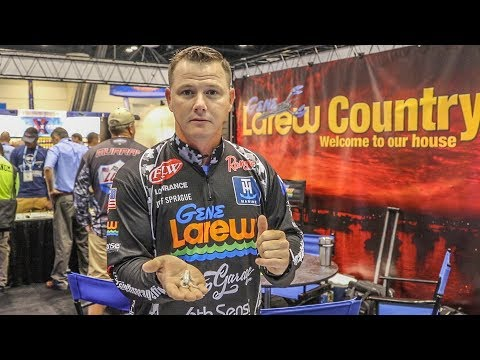 2017 ICAST | Gene Larew | Jeff Sprague