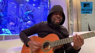 Download lagu Wyclef Jean Live | MTV Unplugged At Home | #iorestoacasa #AloneTogether