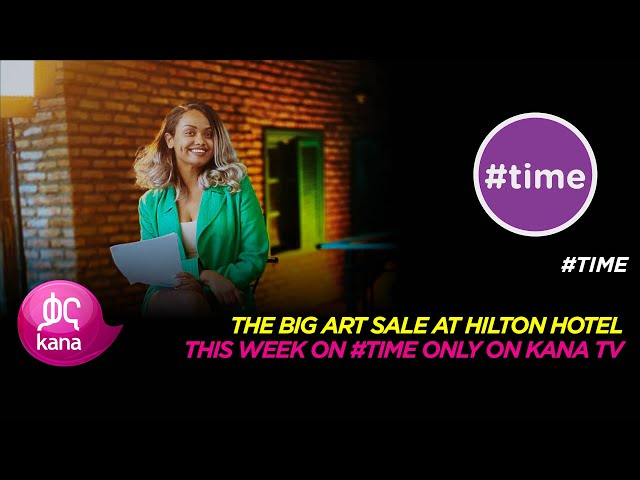 The Big Sale Art Exibition |#Time