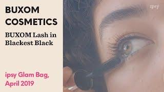 BUXOM COSMETICS BUXOM® Lash Volumizing Mascara in Blackest Black