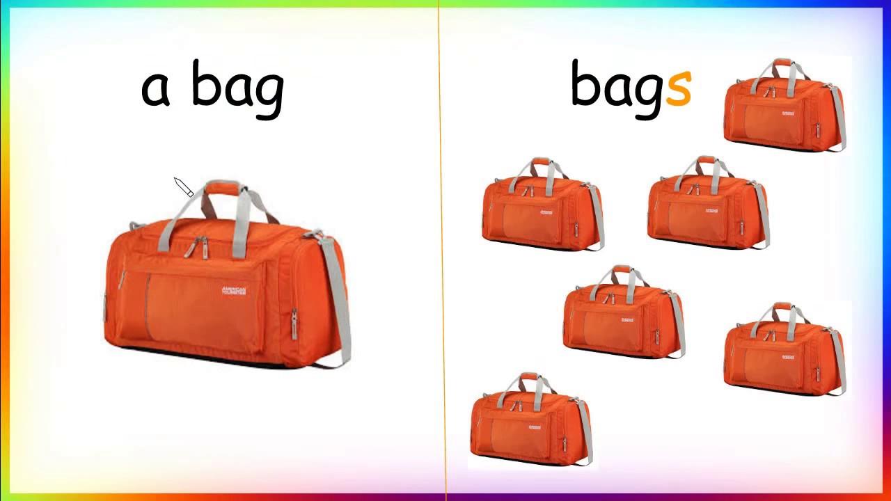 Suitcase plural