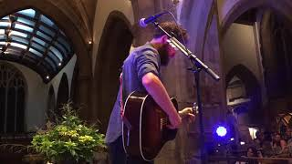 Eagle Bear Buffalo, Passenger, All Saints Church, Kingston upon Thames, album launch, 27 August 2018