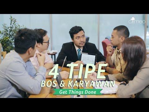 Tipe-Tipe Bos & Karyawan - CAMEO