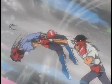 Hajime no Ippo [ Sub Español ] #5 : Takamura, quien inspiró a Ippo.