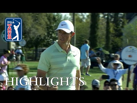 Rory McIlroy's highlights | Ro rory mcilroy