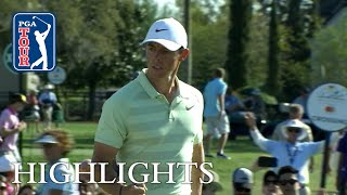 Rory McIlroy's highlights | Round 4 | Arnold Palmer