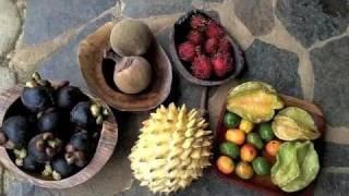 Fruits of Rainy Season