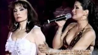 LORENA/ARIANNA - amiga mia (cantando por un sueño)