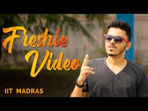 IIT Madras | Freshie Video 2018 | Magenta Riddim  #djsnake