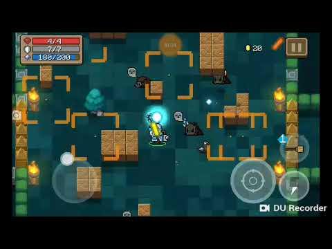 "NUEVA SKIN DEL ROBOT!!! ""MUERTE CORP"". / Soul Knight 2.0 ESPAÑOL"