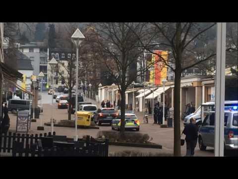 US Außenminister Rex Tillerson nächtigt in Bad Neuenahr