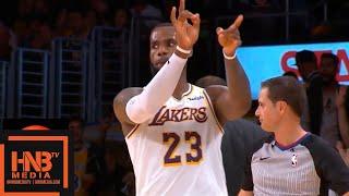 Los Angeles Lakers vs Phoenix Suns 1st Half Highlights | 12.02.2018, NBA Season