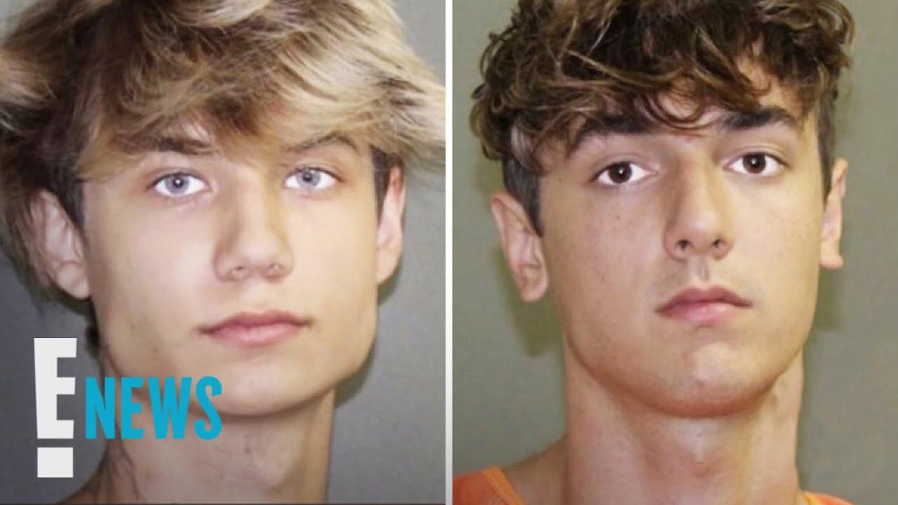 TikTok stars Jaden Hossler, Bryce Hall arrested in Texas on drug ...
