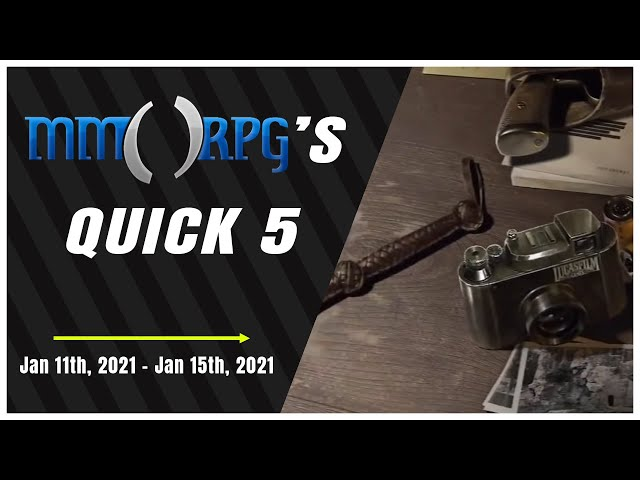 Lucasfilm Games Is Back - MMORPG's Quick 5