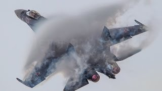 Fighter aircraft «Sukhoi» and «Mikoyan» - Истребители «Сухого» и «Микояна»