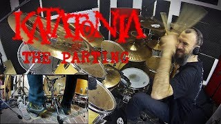 Katatonia - The Parting - Daniel Liljekvist Drum Cover by Edo Sala with Drum Charts