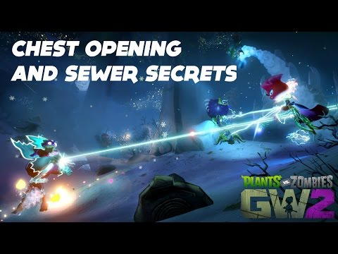 Spoilers) Chest Opening and Sewer Secrets! : PvZGardenWarfare