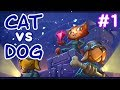 Free To Play ON Steam -Cat Burglar A Tail of Purrsuit |Fun Steam Games Early Access | Family Games