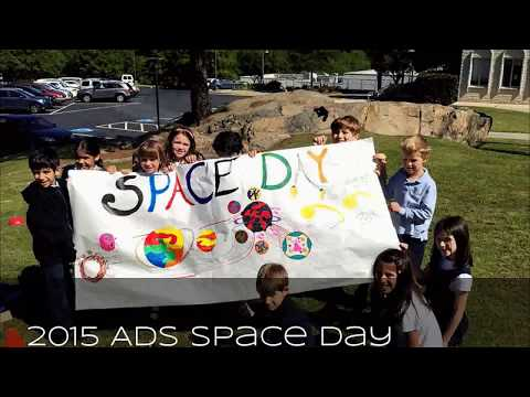 Annunciation Day School Space Day 2015