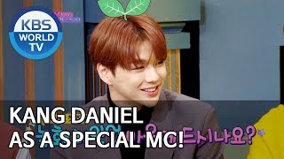 Kang Daniel as a special MC! [Happy Together/2019.12.12]