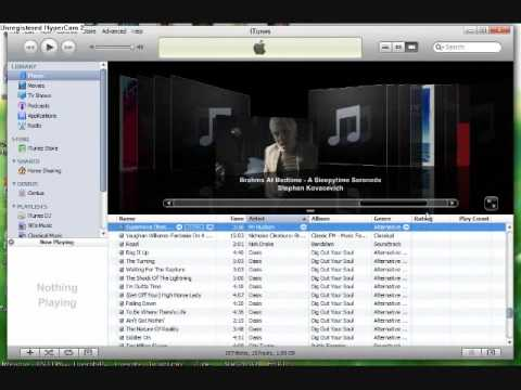 How to recover lost itunes music