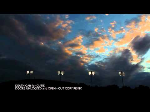 Death Cab for Cutie - Doors Unlocked And Open (Cut Copy Remix) [Official Audio] Mp3