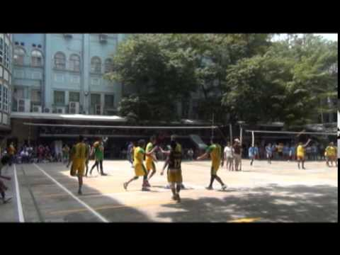 USJR Intrams 2014 Championship Set 3 (COM vs CAS)