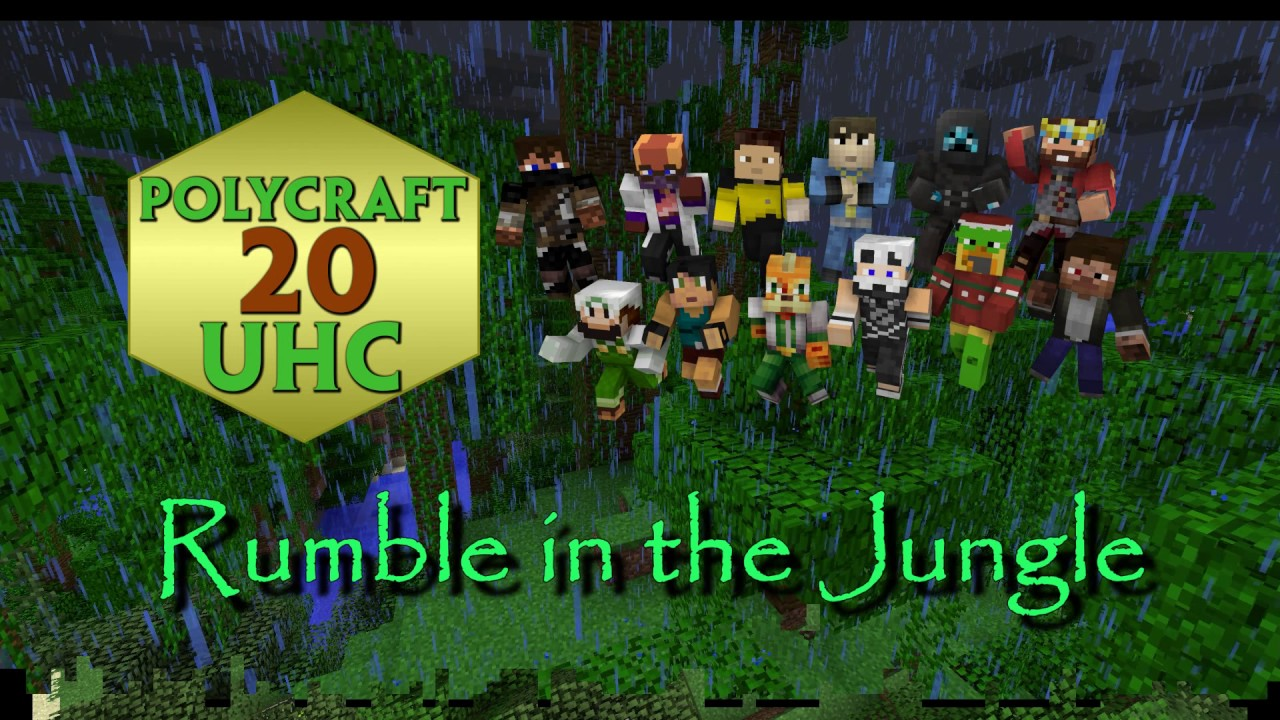 Download PolyCraft UHC Season 20, Commentary