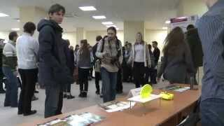 В САФУ проходит Фестиваль науки(В дни, предшествующие главному празднику отечественного ученого сообщества, в Интеллектуальном центре..., 2015-02-06T13:51:48.000Z)