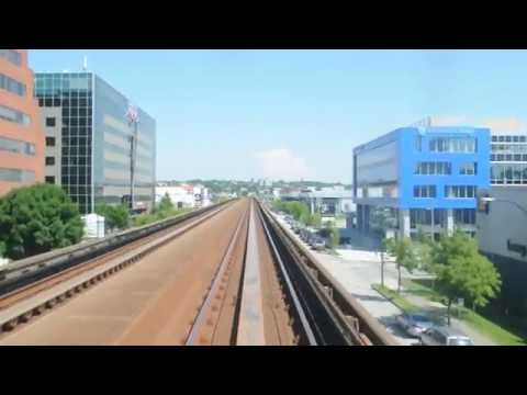 Vancouver SkyTrain Stadium-Chinatown to Commercial-Broadway
