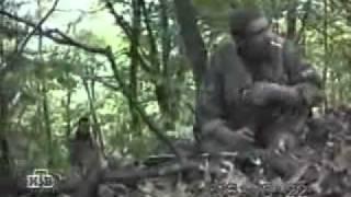 Под шум и взрыв гранат...(Чечня-клипы)