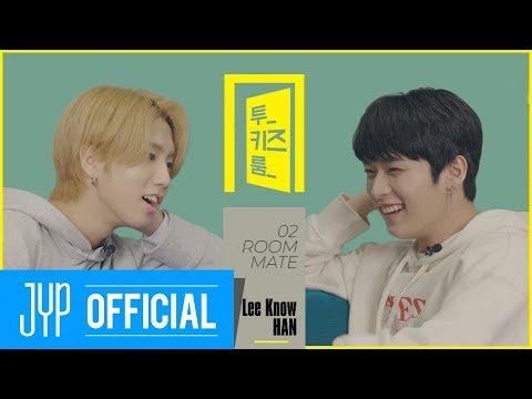 [Two Kids Room(투키즈룸)] Ep.02 Lee Know X HAN