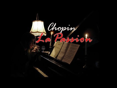 Chopin, La Passion (Album 2017)