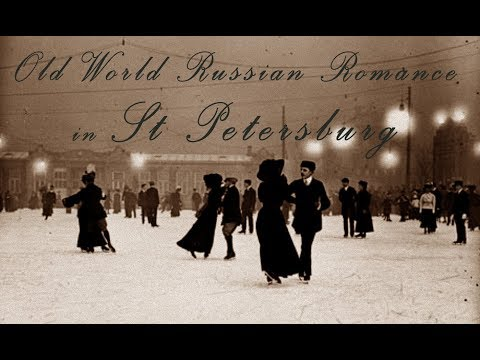Old World Russian Romance in St Petersburg