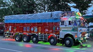 Tata power of 250 HP IN all new tata 4225 bs6 truck