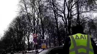 гаи, Тернополь, форменный образец в гражданском и(, 2014-02-15T11:40:09.000Z)