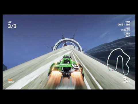 FAST Racing NEO Future Pack DLC - Iridium Cup & Carbon Cup (Day 1)