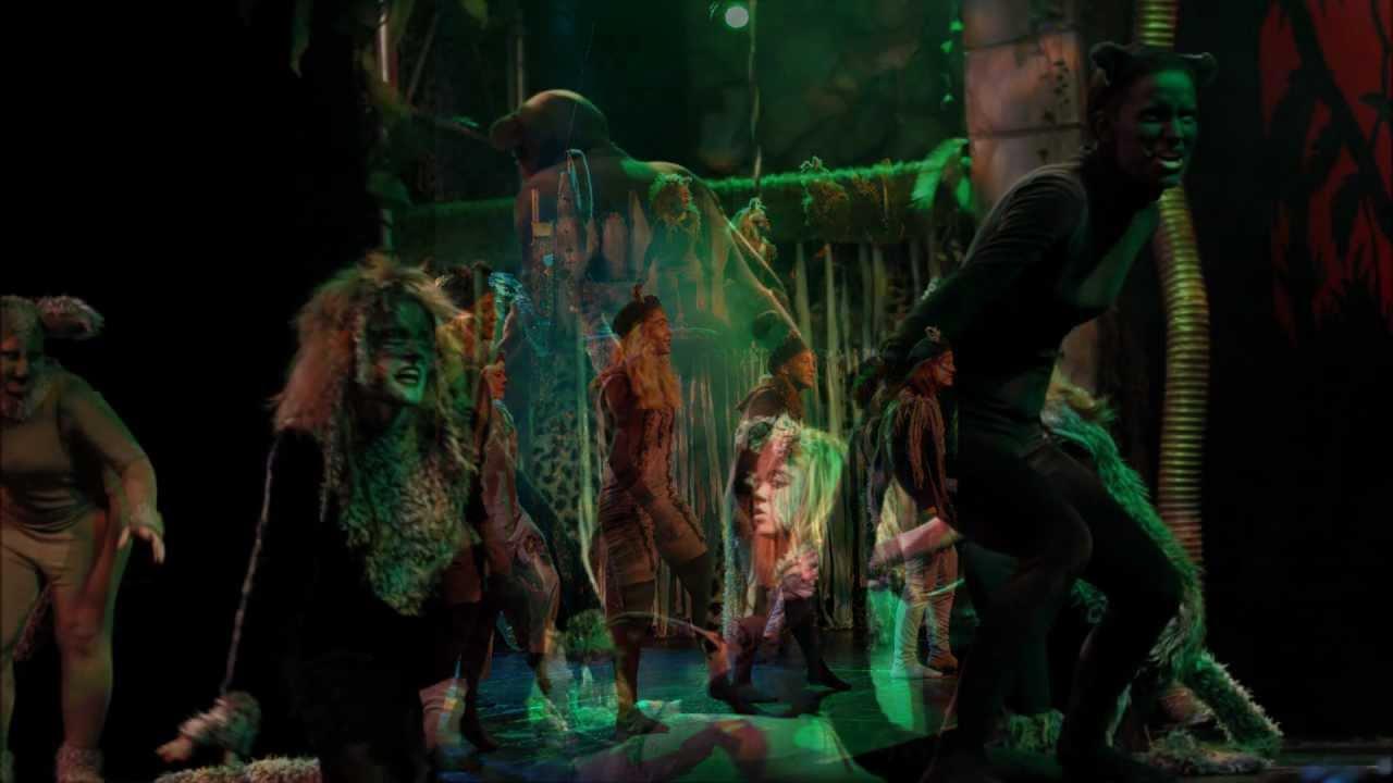 Teatergruppen Klima Junglebogen.wmv - YouTube