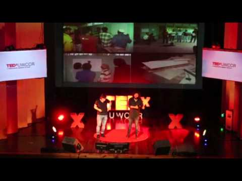 Uno:uno   Michael Smith & Alejandro Vallejo   TEDxUWCCR
