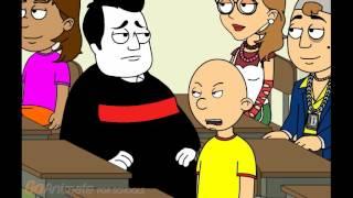 Dora, DD und Caillou Schwören In der Klasse/Geerdet