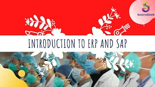 Session-1(SD)_ Introduction to ERP and SAP