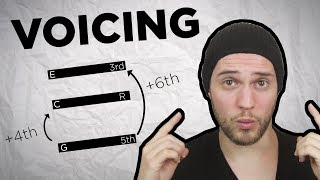 [Music Theory in 5m #14] 5 Tips to write better voicings