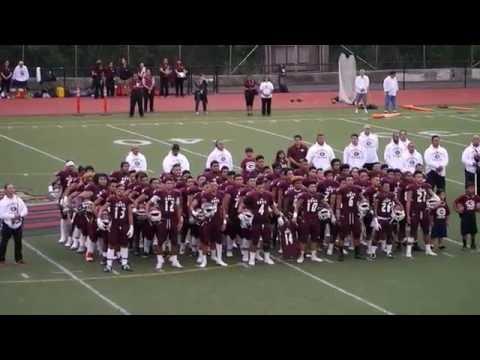 OIA Football - Farrington Governors Alma Mater 9-17-16 [click2ED Videos]