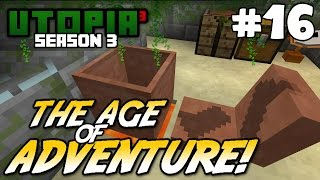 Utopia³: Age Of Adventure 1.7.2 Modpack - Part 16 - Starting The Steam Workshop