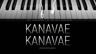 Kanave Kanave   Anirudh   David - Piano Cover