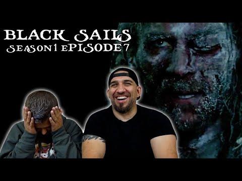 Download Black Sails Season 1 Episode 7 'VII.' REACTION!!