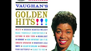 Watch Sarah Vaughan Eternally video