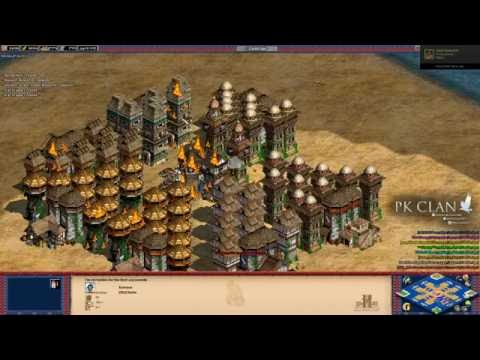 AoE II: HD Custom Scenario- Rambit CB Gold | Fast Herald Strategy!