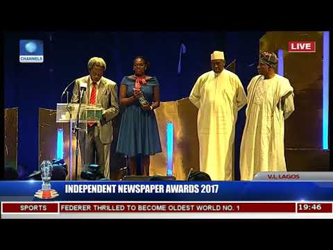 Independent Newspaper Awards 2017 Pt 6